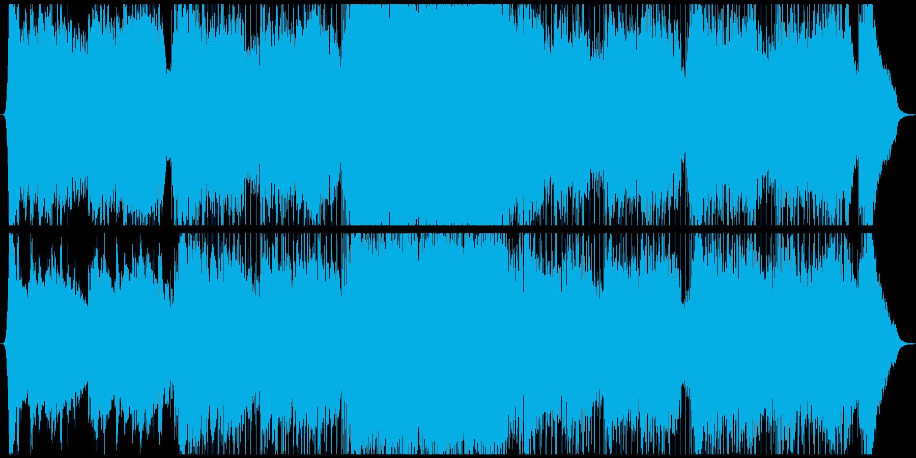 実験的 ロック ポストロック イン...の再生済みの波形