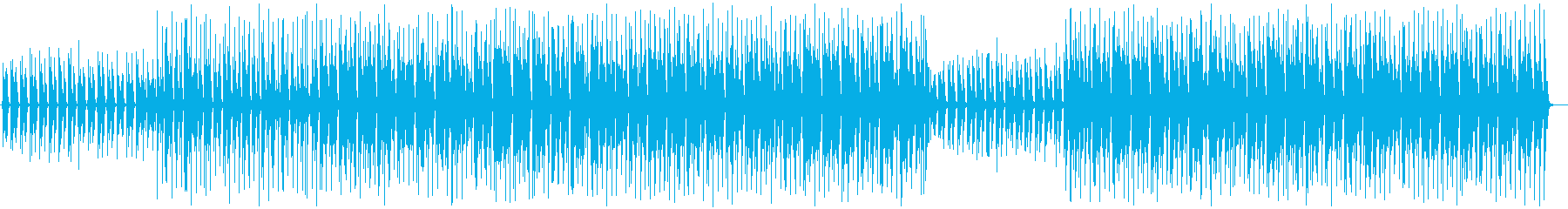 On the way home, leisurely, everyday, ukulele, whistling's reproduced waveform