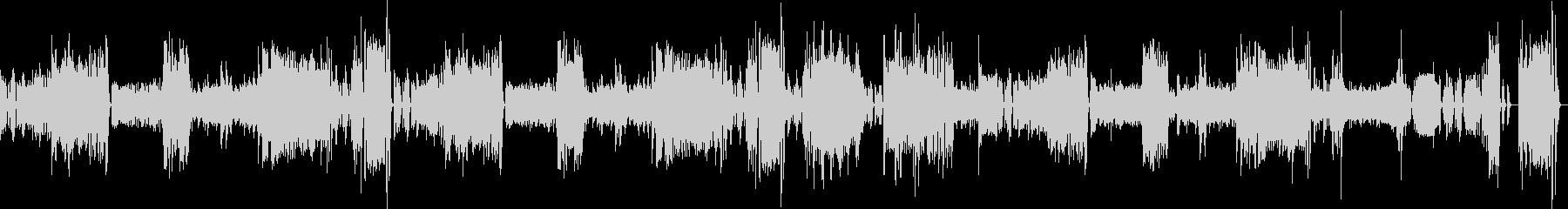 ベートーヴェンピアノソナタ第三番第一章の未再生の波形