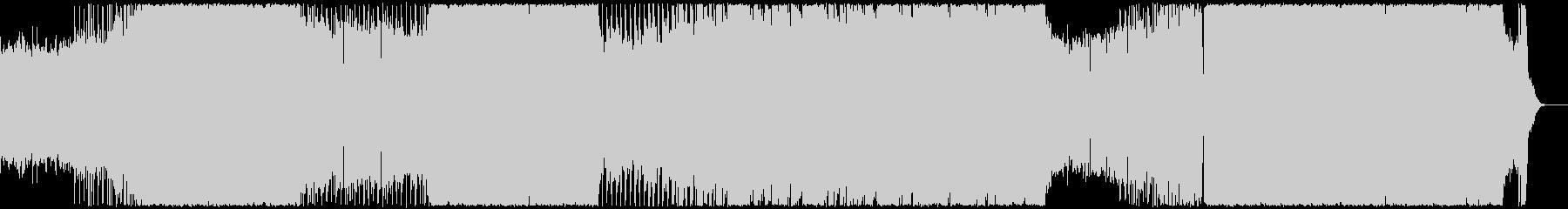 バトル/軍隊の行進/敵軍との衝突/攻撃の未再生の波形