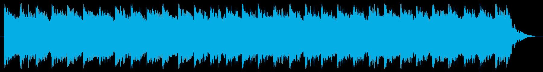 ブーン(サイレン、アラーム音)(高音)の再生済みの波形