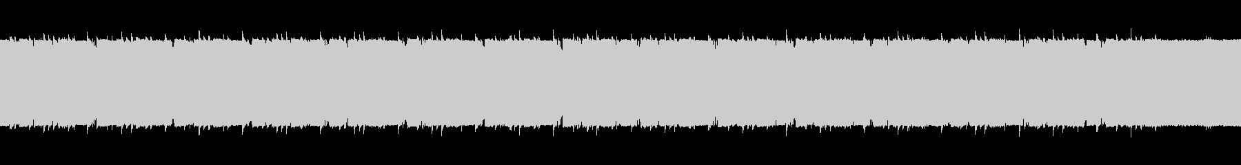 bpm137地味で不気味なループテクノの未再生の波形