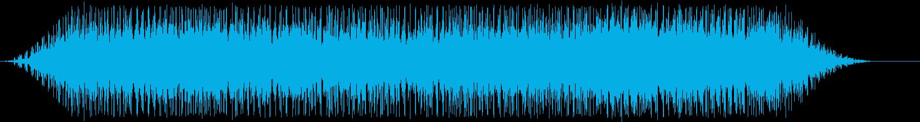 救急車マドリードの再生済みの波形