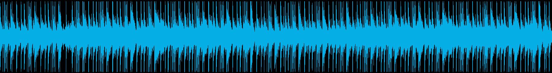 ミルク多めの午後のティータイム_HQの再生済みの波形