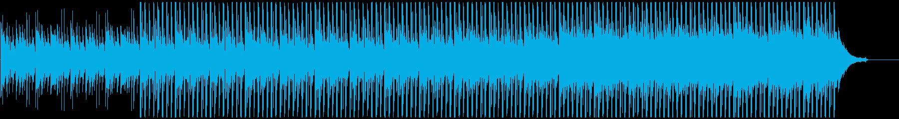 企業VPに!クリーン・穏やか・透明感Mの再生済みの波形