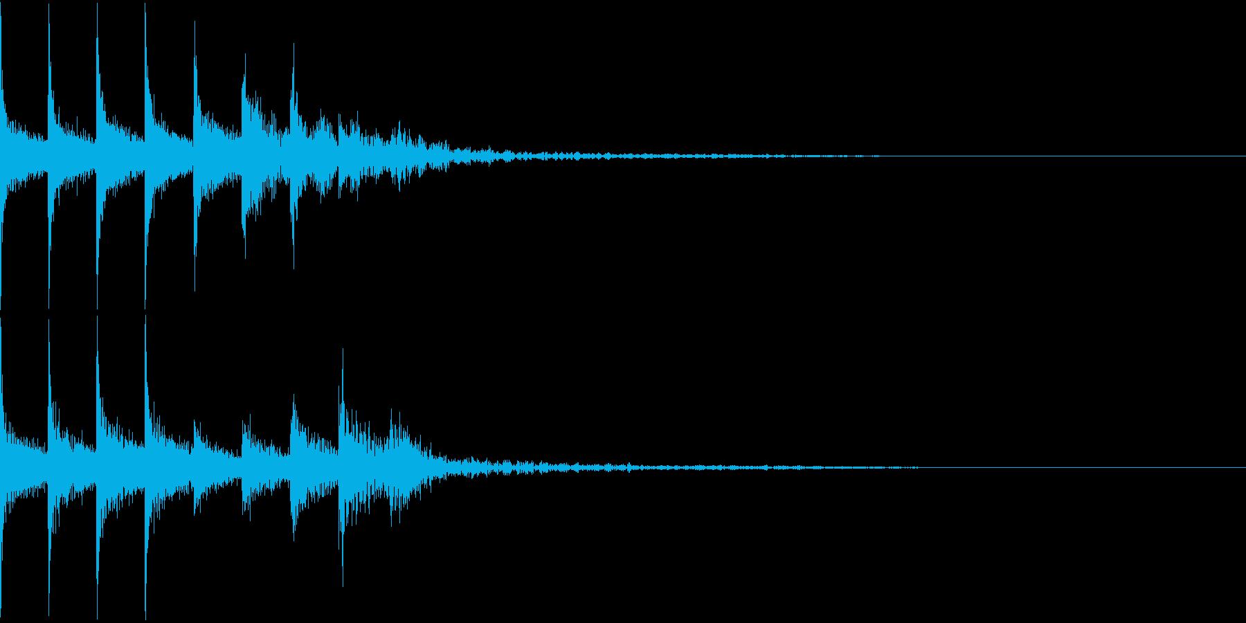 タム回し/低音へ/ドラムフィル/1の再生済みの波形