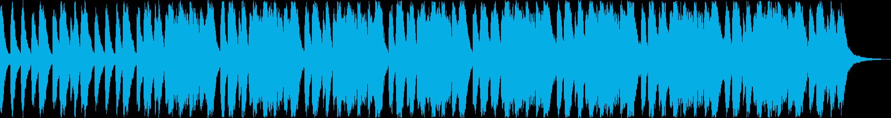 クリスマス パーカッション フルー...の再生済みの波形