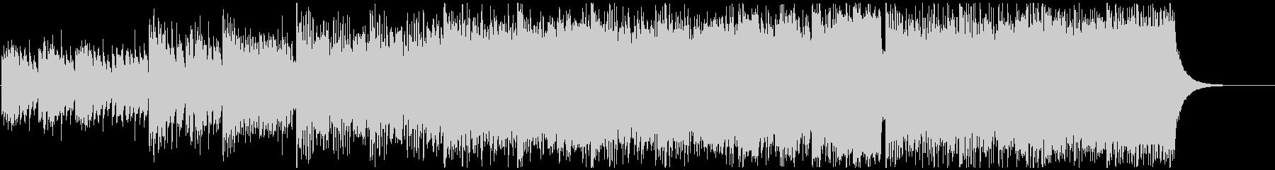 クラシック「ガヴォット」EDMバージョンの未再生の波形