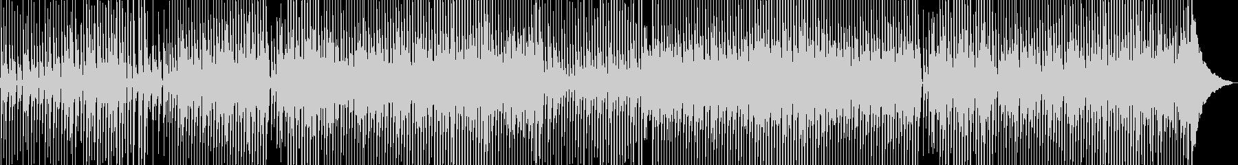 きらきらポップな軽快ミュージックの未再生の波形