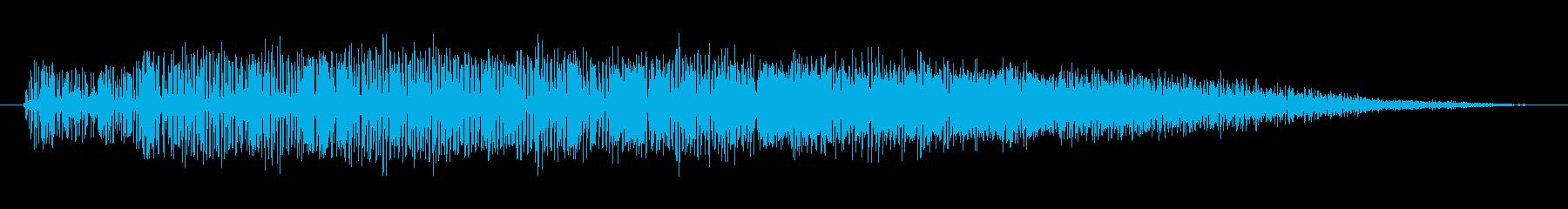 フィクション スペース ロケットタ...の再生済みの波形