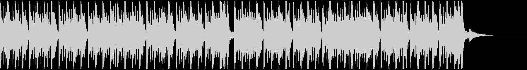 エレクトロスポーツ(40秒)の未再生の波形