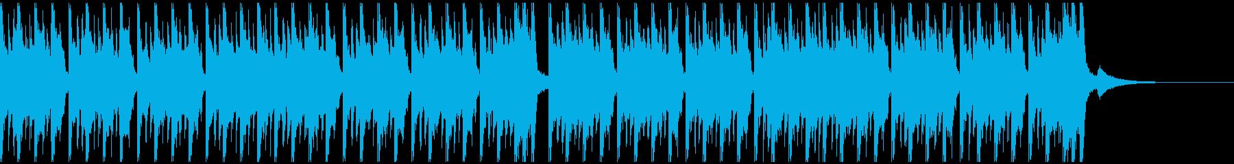エレクトロスポーツ(40秒)の再生済みの波形