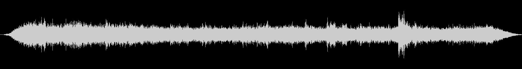 ファーバッスル0-30の未再生の波形