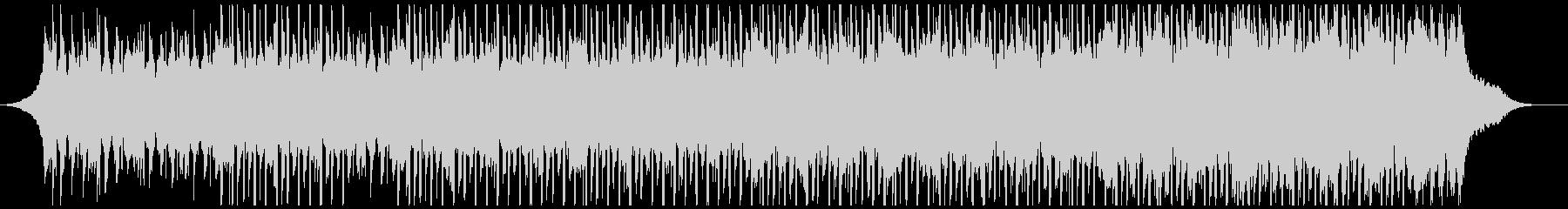 チュートリアル(中)の未再生の波形