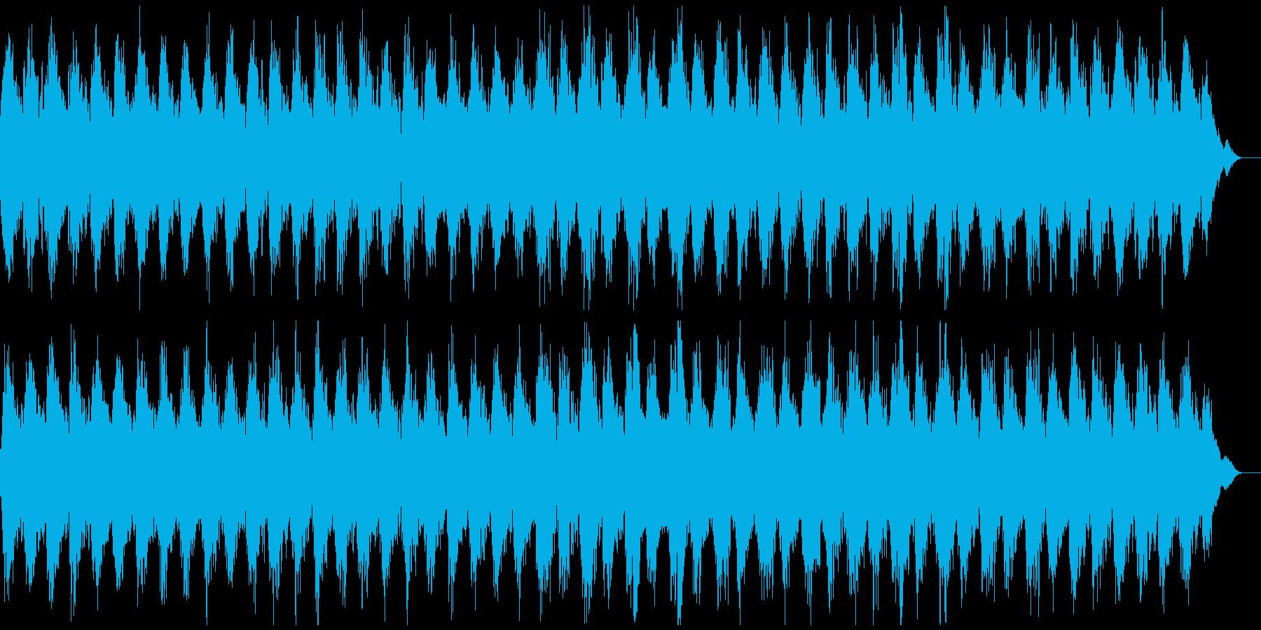 瞑想やヨガ、睡眠誘導のための音楽 04の再生済みの波形