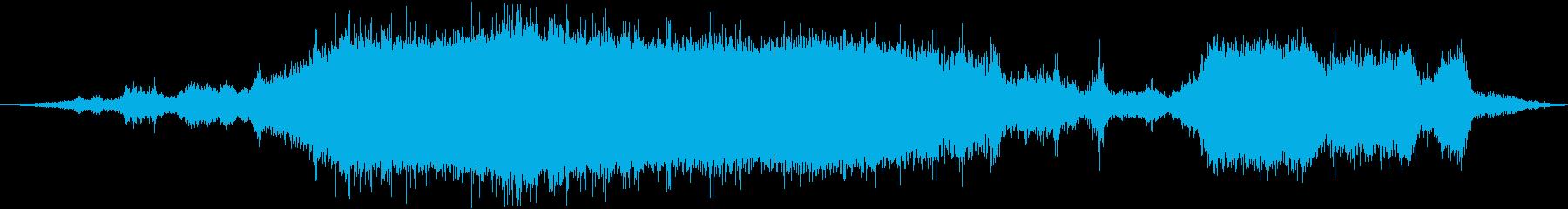 アメリカ海軍ブルーエンジェルス:E...の再生済みの波形