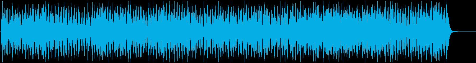 カートゥーンずっこけコメディ系リコーダーの再生済みの波形