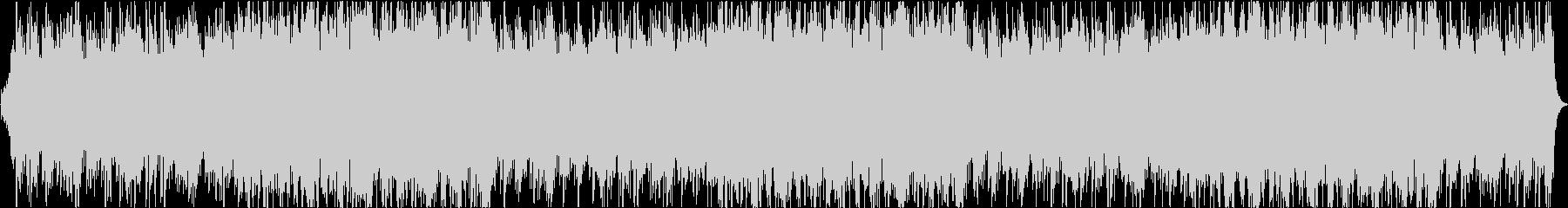 感動シネマティックエピックオーケストラgの未再生の波形
