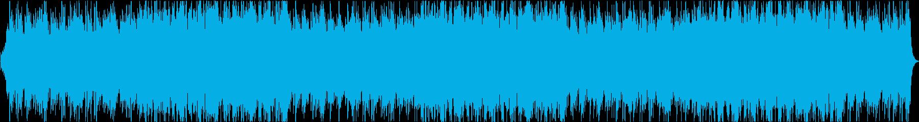 感動シネマティックエピックオーケストラgの再生済みの波形