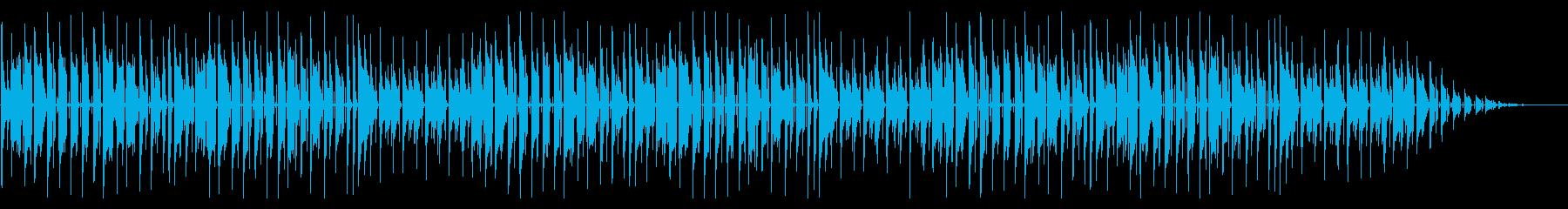 童謡「たなばたさま」脱力系アレンジの再生済みの波形