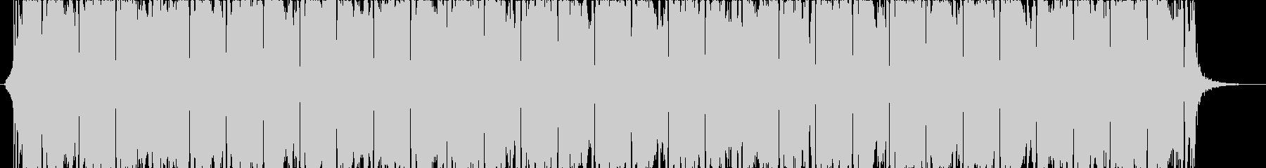シンスウェーブ/ミッドナイトの未再生の波形