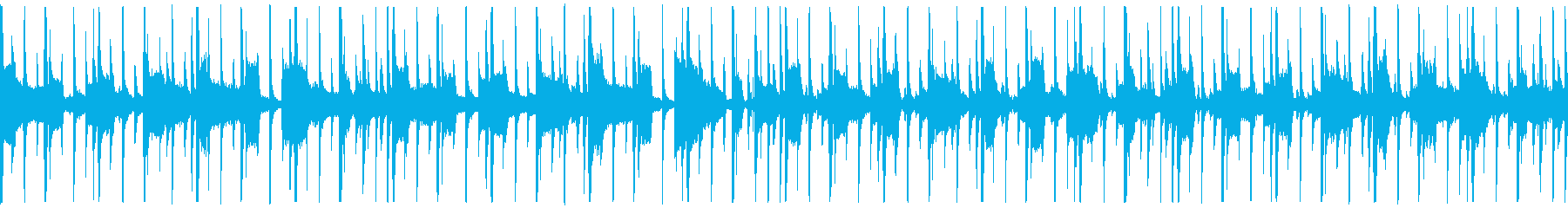 法人 ピアノ アンビエント エレク...の再生済みの波形