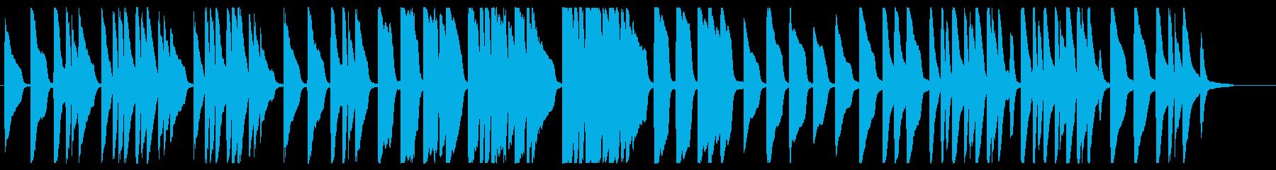 ほたるこい ピアノver.の再生済みの波形