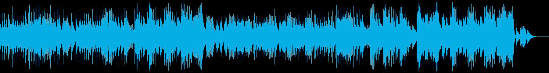 深夜の透明なオルゴールの再生済みの波形