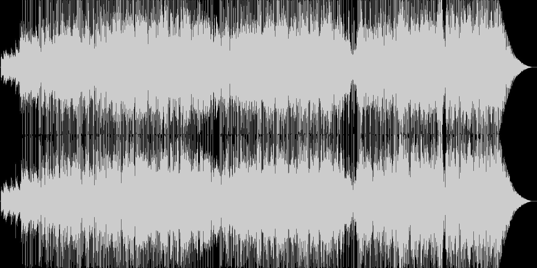 英語/女性ボーカル/生録/シティーポップの未再生の波形