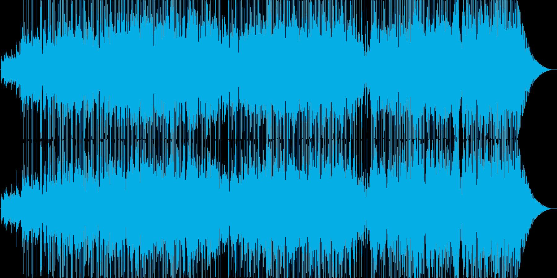 英語/女性ボーカル/生録/シティーポップの再生済みの波形