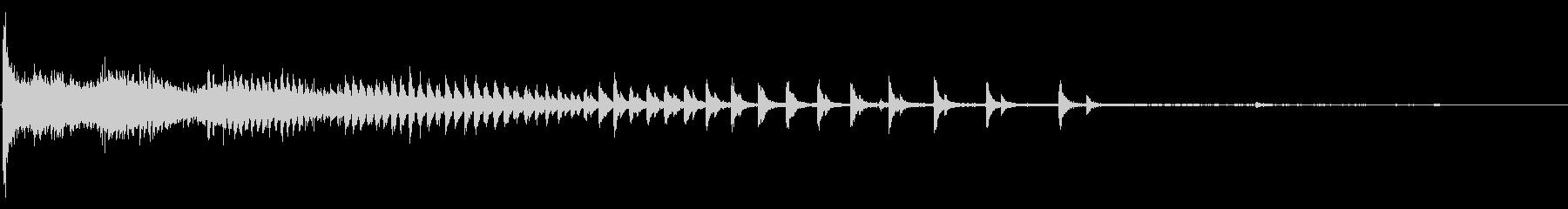 レプトンチャーチベルタワークロック...の未再生の波形