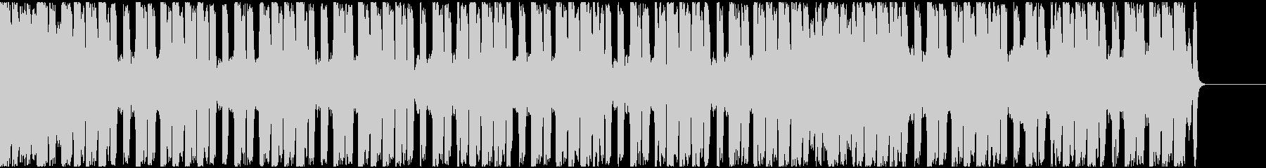 【フューチャーベース】4、ミディアム1の未再生の波形
