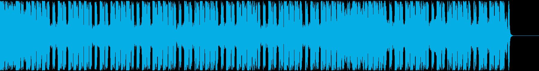 【フューチャーベース】4、ミディアム1の再生済みの波形