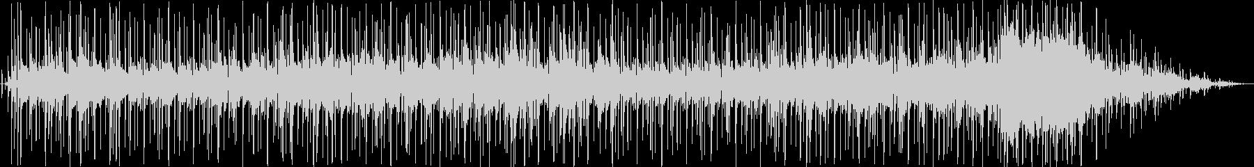 コマーシャル用の音楽。 80音。の未再生の波形