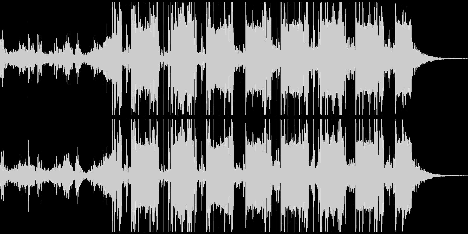 ドラム & ベース ジャングル 感...の未再生の波形