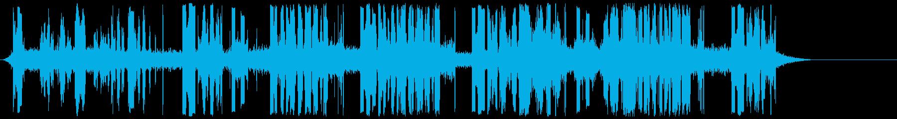 Voices Square-スペインの再生済みの波形