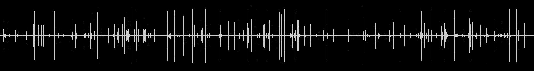 古代ロボットのピコピコ音(平常運転)の未再生の波形