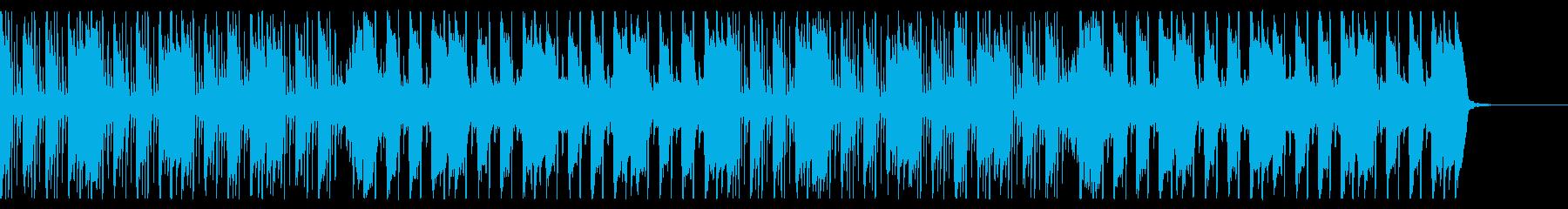 夏 キモ可愛いレゲエ 熱中症  の再生済みの波形