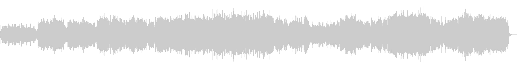 BGM of moving trumpet at twilight's unreproduced waveform