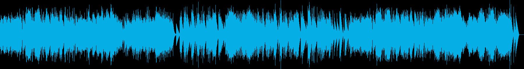 2つのアラベスク 第1番 (オルゴール)の再生済みの波形
