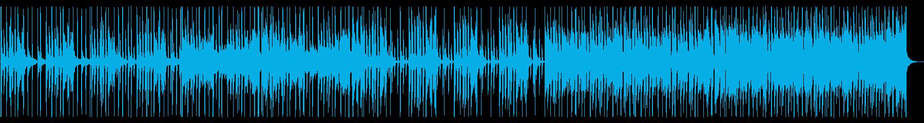 土臭い/ファンク_No497_1の再生済みの波形