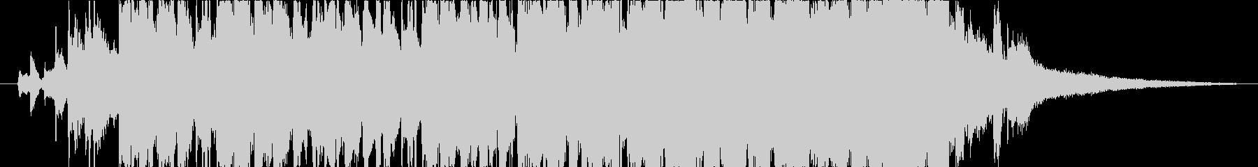 壮大なEDMジングル/CMの未再生の波形