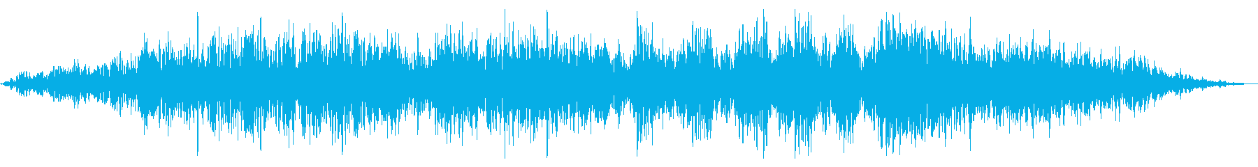電子突然変異のスクラッチの再生済みの波形