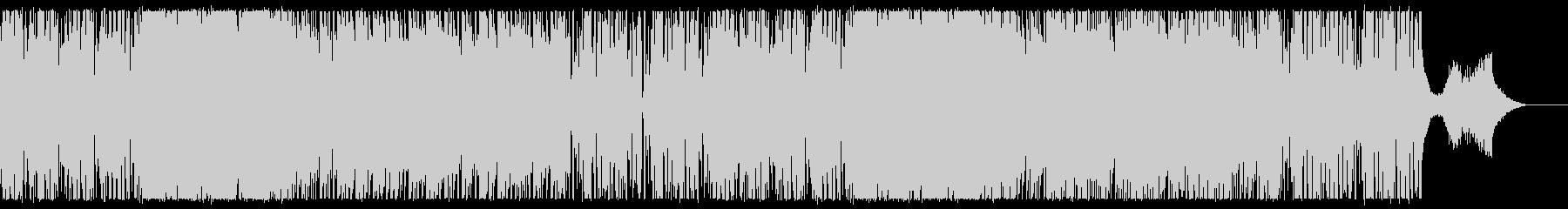 六本木ヴィンセントの未再生の波形