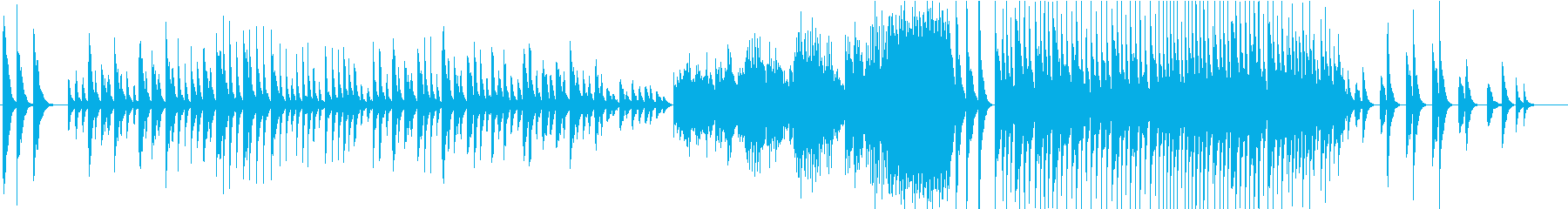 鐘/ラフマニノフ・マリンバの再生済みの波形