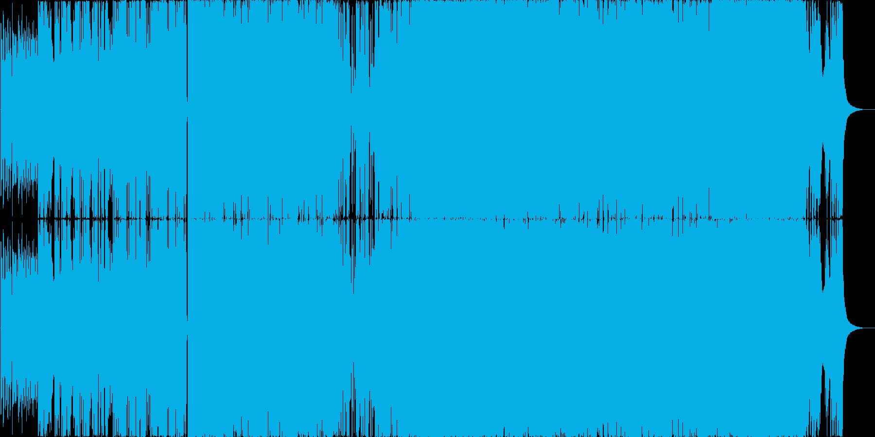 青春パンクバンドによる渾身のバラード!の再生済みの波形