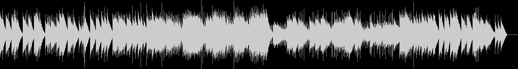 カルメン アルカラの竜騎兵(オルゴール)の未再生の波形