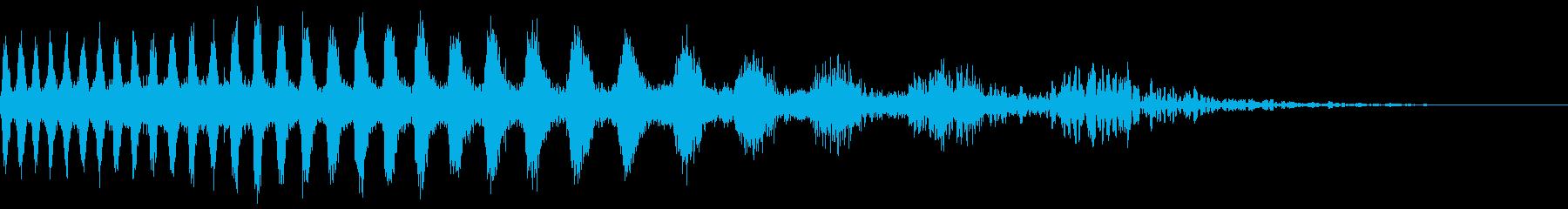 【FX】 DOWNLIFT 03の再生済みの波形