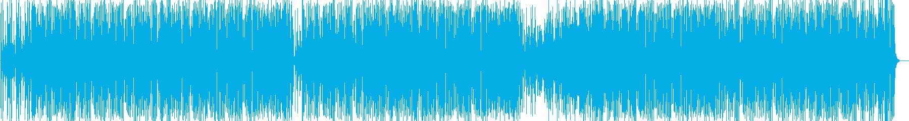 Electronic sound is a lovely song's reproduced waveform
