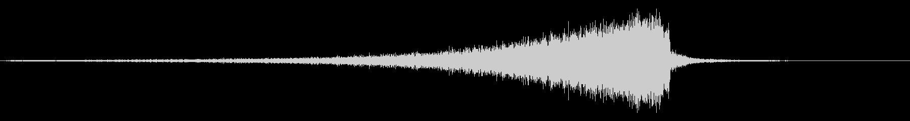 TV RADIO SFX6 ノイズ効果の未再生の波形